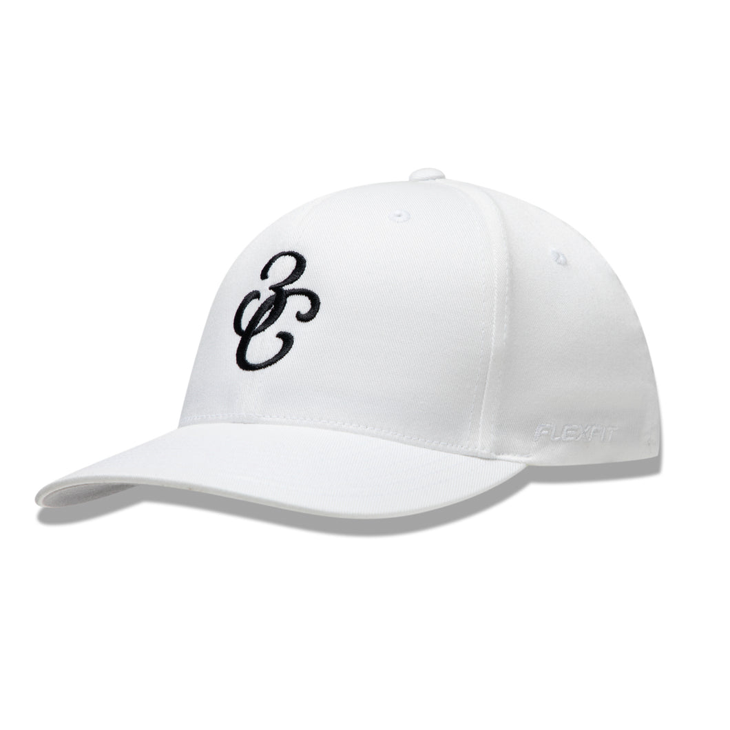 Flexifit Iconic Hat White