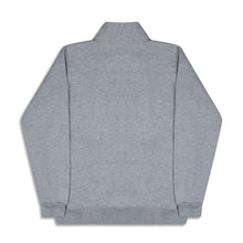 Load image into Gallery viewer, LowKey 1/4 Zip Sweater Grey