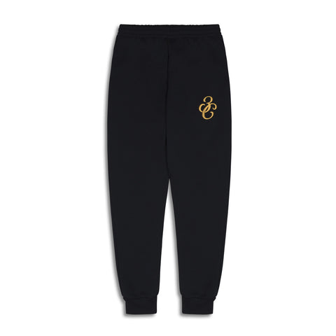 LowKeyTrackpants Black