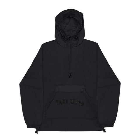 Raided Spray Jacket Black/Black