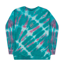 Load image into Gallery viewer, Rarity Crewneck Turquoise/Pink