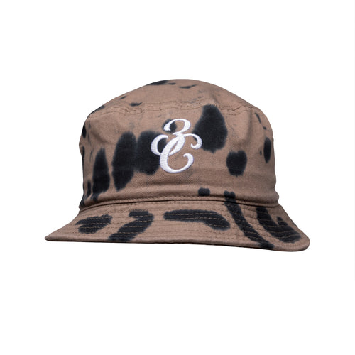 3C Bucket Hat Beige/Black