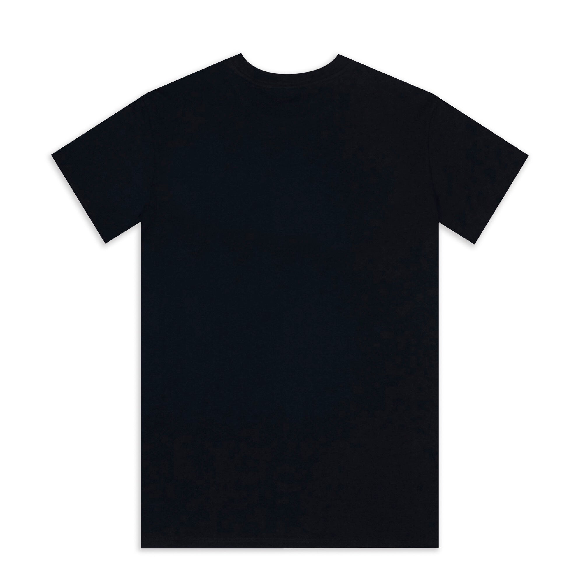 Stitch T-Shirt Black