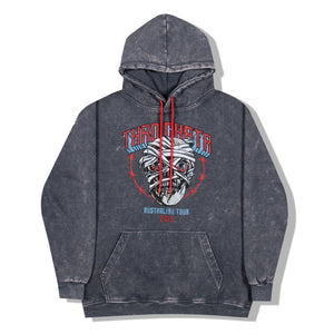 Aus Tour Hood Black