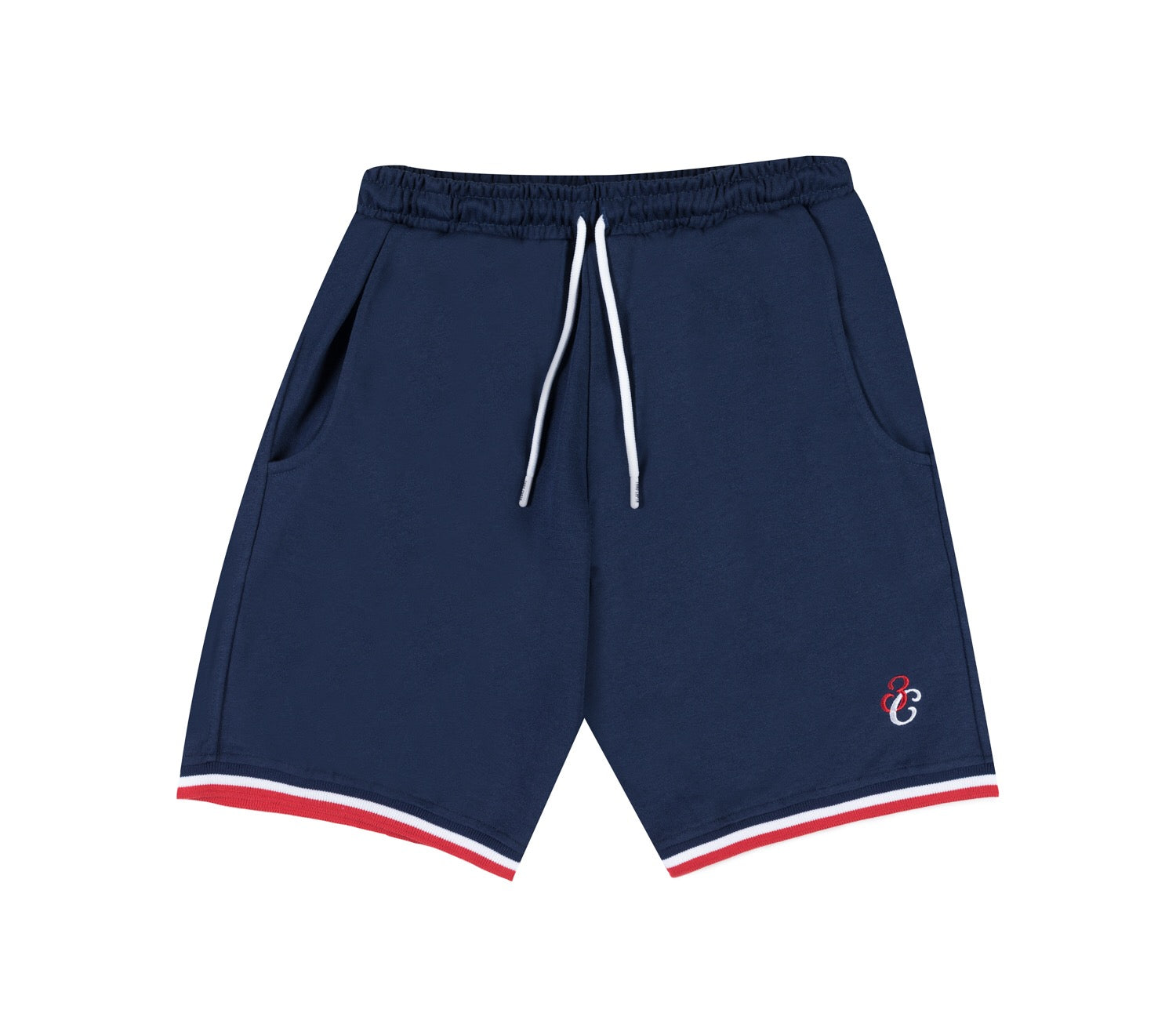 Ace Polo Shorts Navy 3rd Chapter