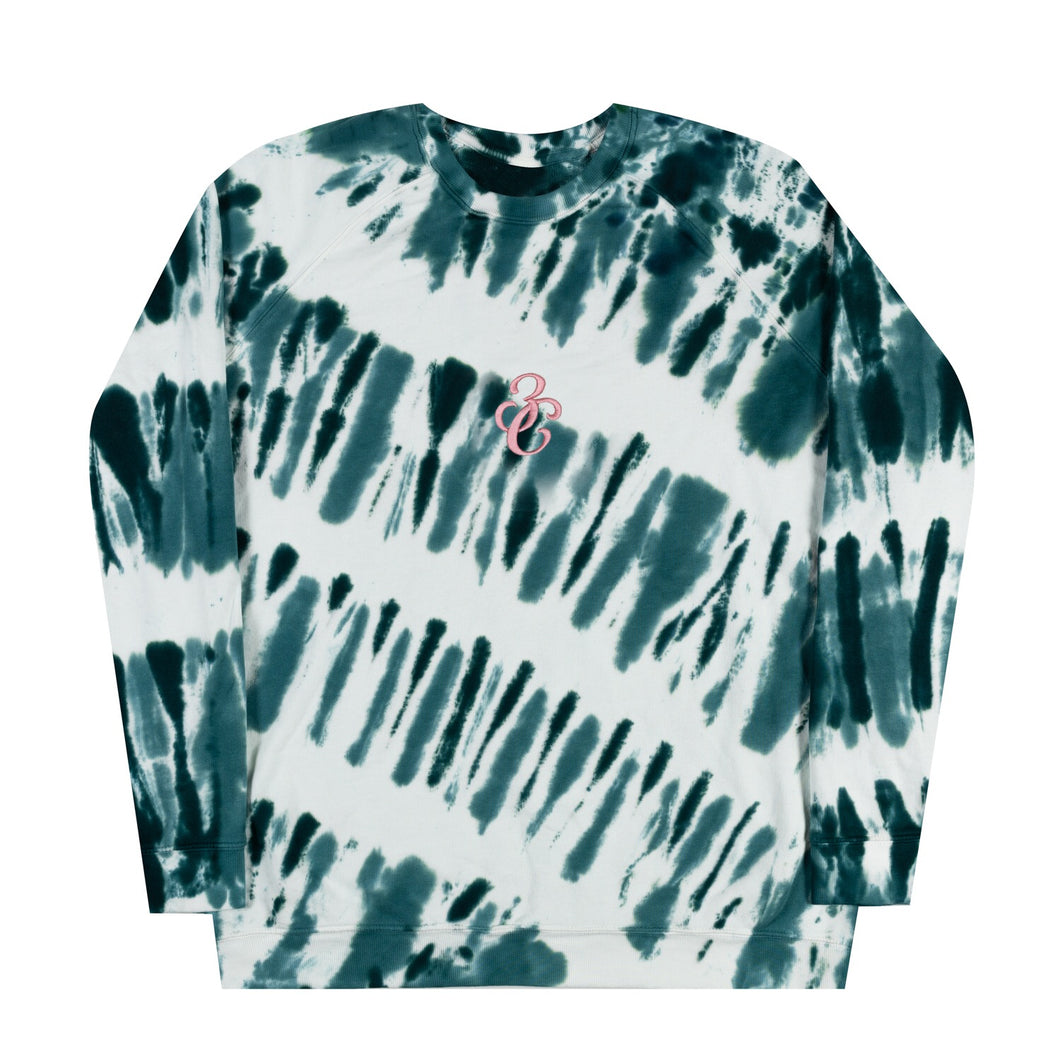Rarity Crewneck Green/White