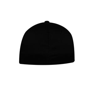 FlexiFit Rest Hat Black
