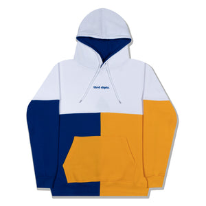 Panel Hood Blue/Yellow/White