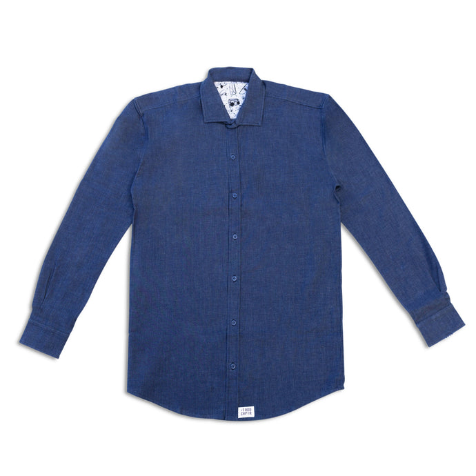 Disciples Button Down Shirt - 3rdchapter - 1