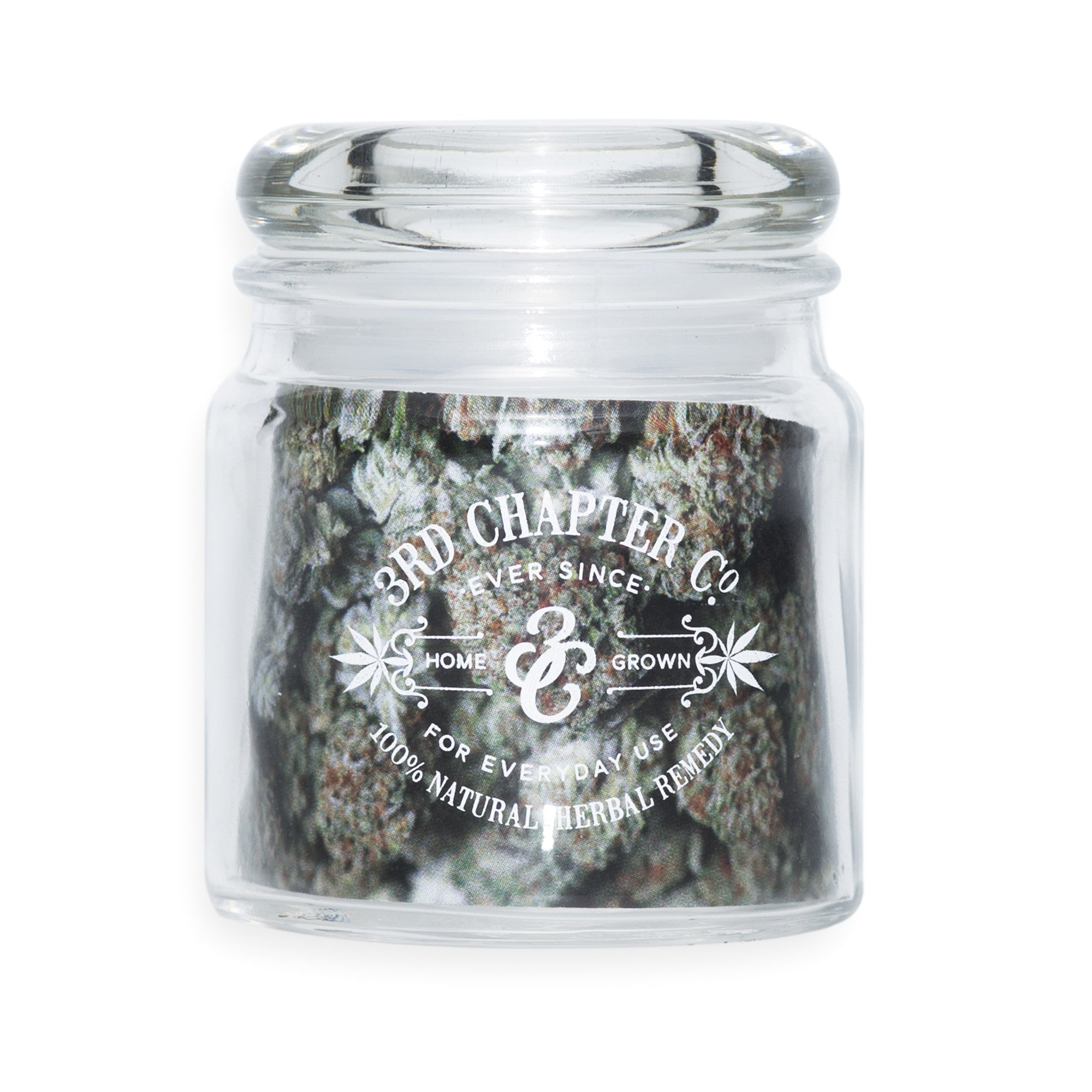 Stash Jar & Rolling Tray - 3rdchapter - 2