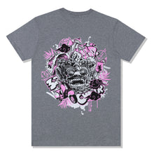 Load image into Gallery viewer, Isle Of Gods T-Shirt Gray