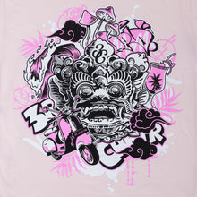Load image into Gallery viewer, Isle Of Gods T-Shirt Pink