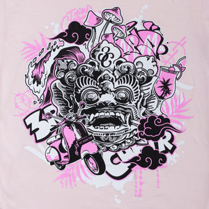 Isle Of Gods T-Shirt Pink