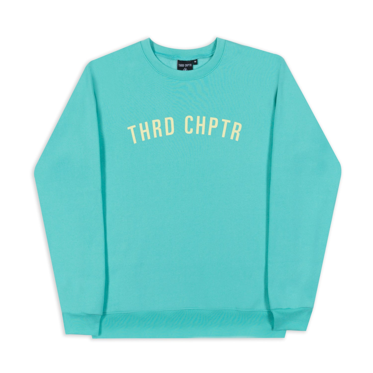 Straight Up Crewneck Mint