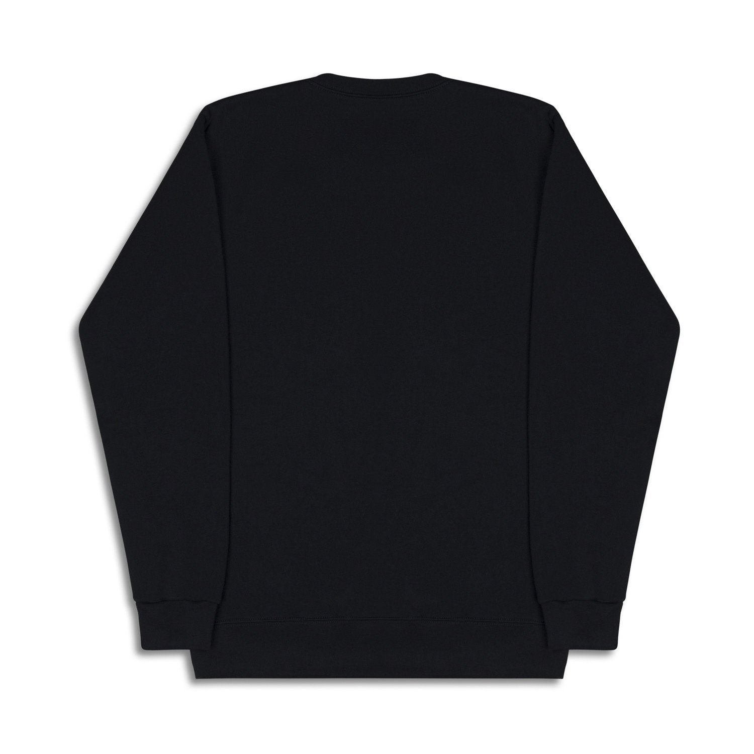 Straight Up Crewneck Black