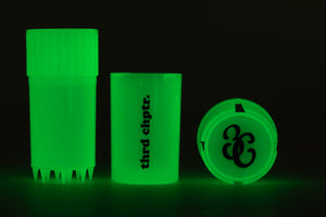 3C Grinder Glow In The Dark