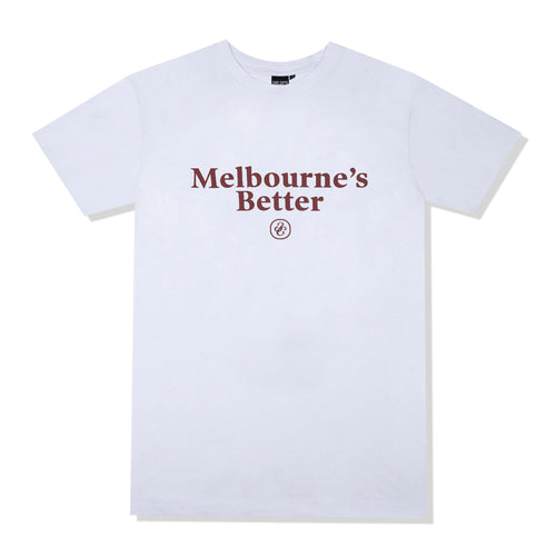 Melbourne's Better T-Shirt White