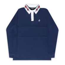 Load image into Gallery viewer, Rose Polo Navy