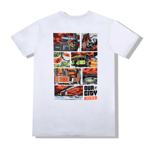 OUR CITY T-Shirt White