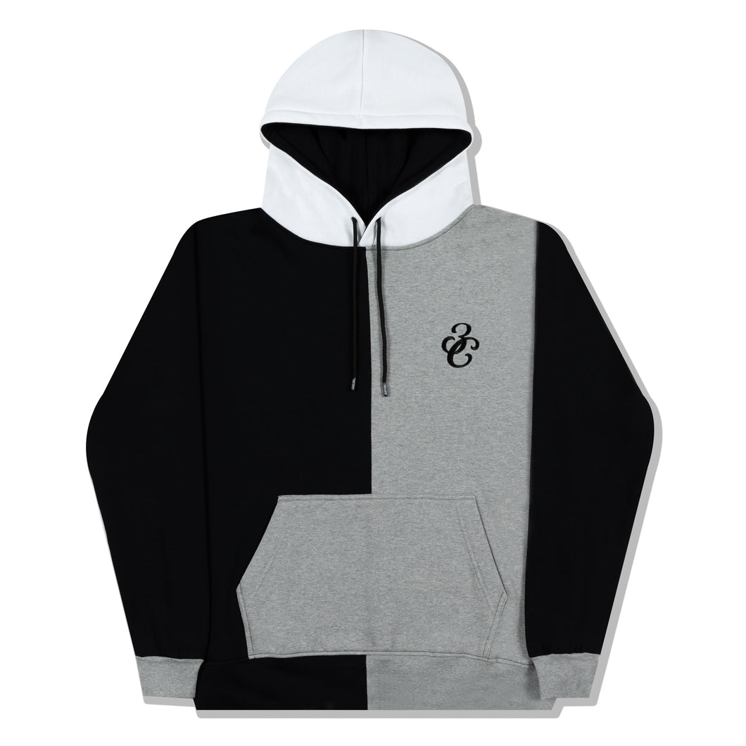 Panel Hood Black/Grey/White