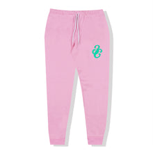 Load image into Gallery viewer, Puff Track Pants Pink