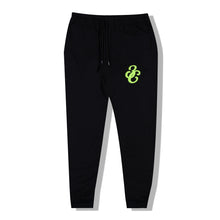 Load image into Gallery viewer, Puff Track Pants Black