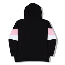 Load image into Gallery viewer, Raided Hood Black/Pink/White