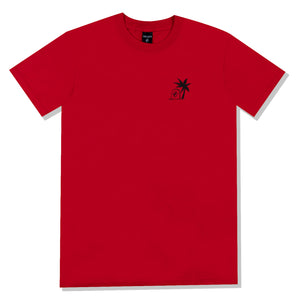Rest T-Shirt Red
