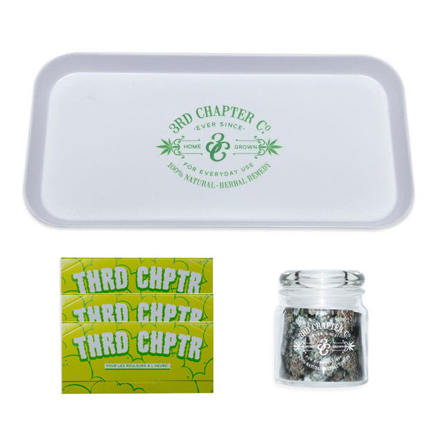 Stash Jar & Rolling Tray - 3rdchapter - 1