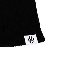 Load image into Gallery viewer, Wharf Beanie Black