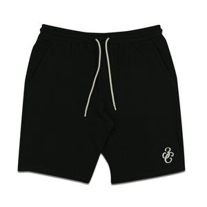 3C Corduroy Shorts Black