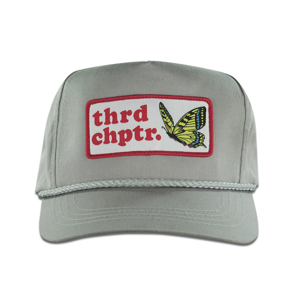 Golf Cap Gray
