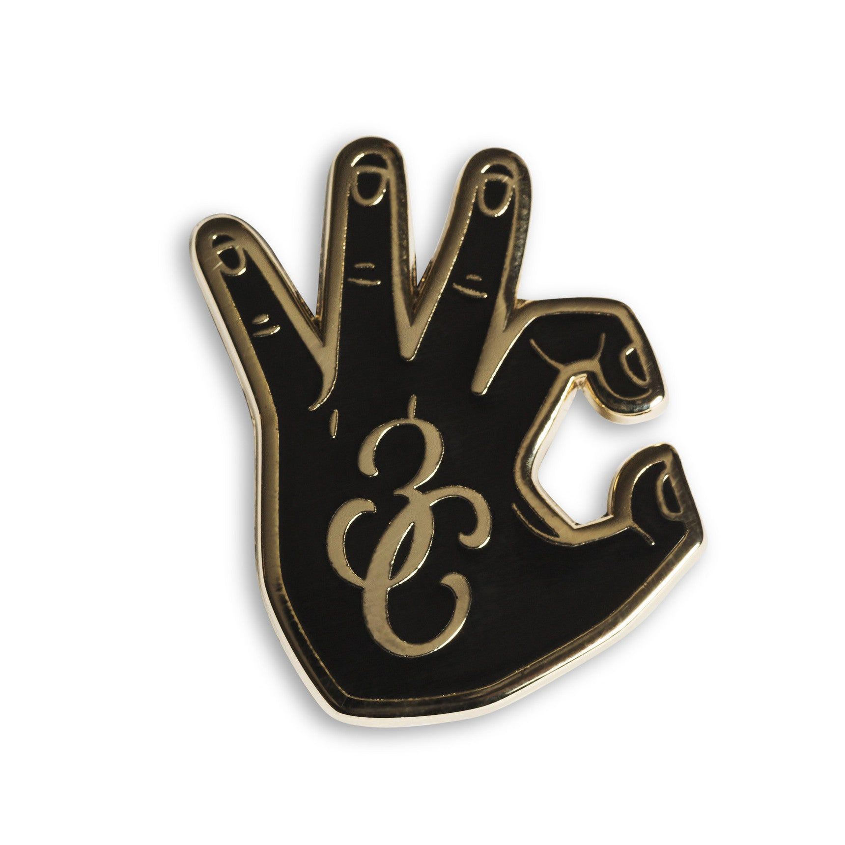 3C lapel pin - 3rd Chapter - Third Chapter