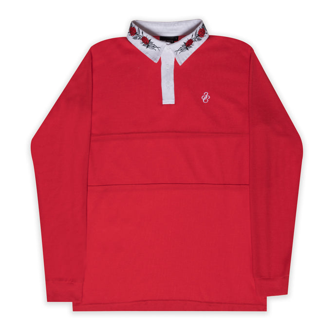 Rose Polo Red
