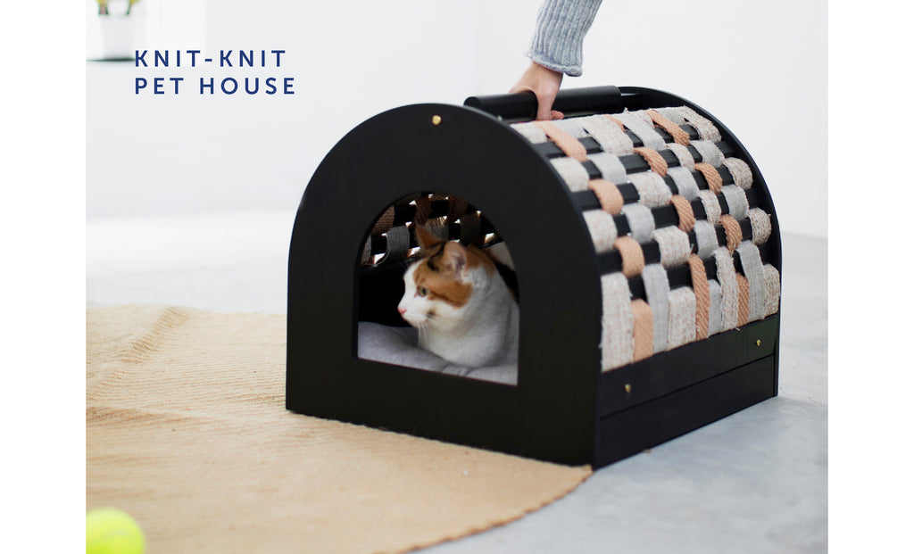 Knit Knit Pet House by ziinlife Modern Furniture