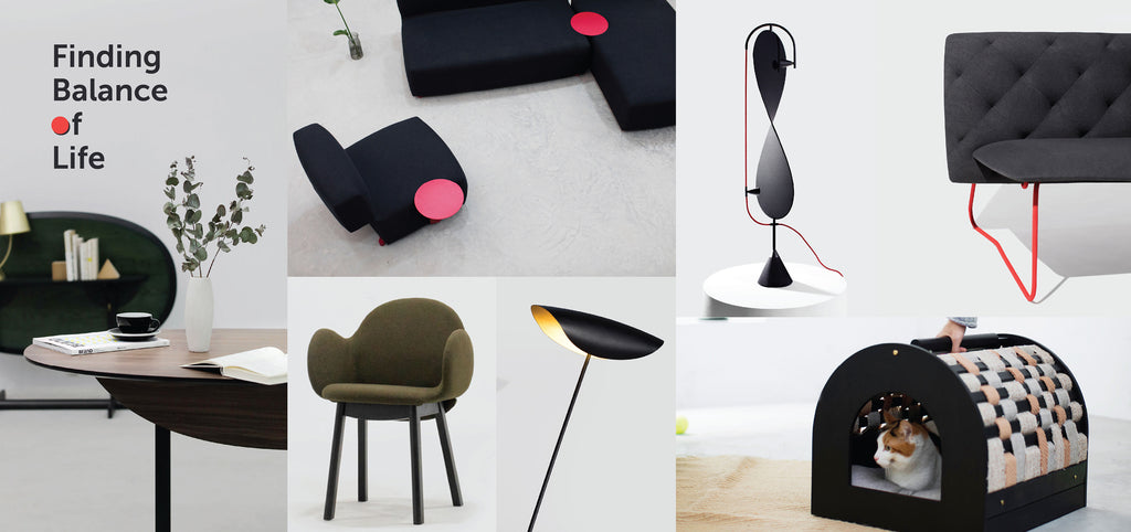 Finding Balance of Life ziinlife Furniture Collection