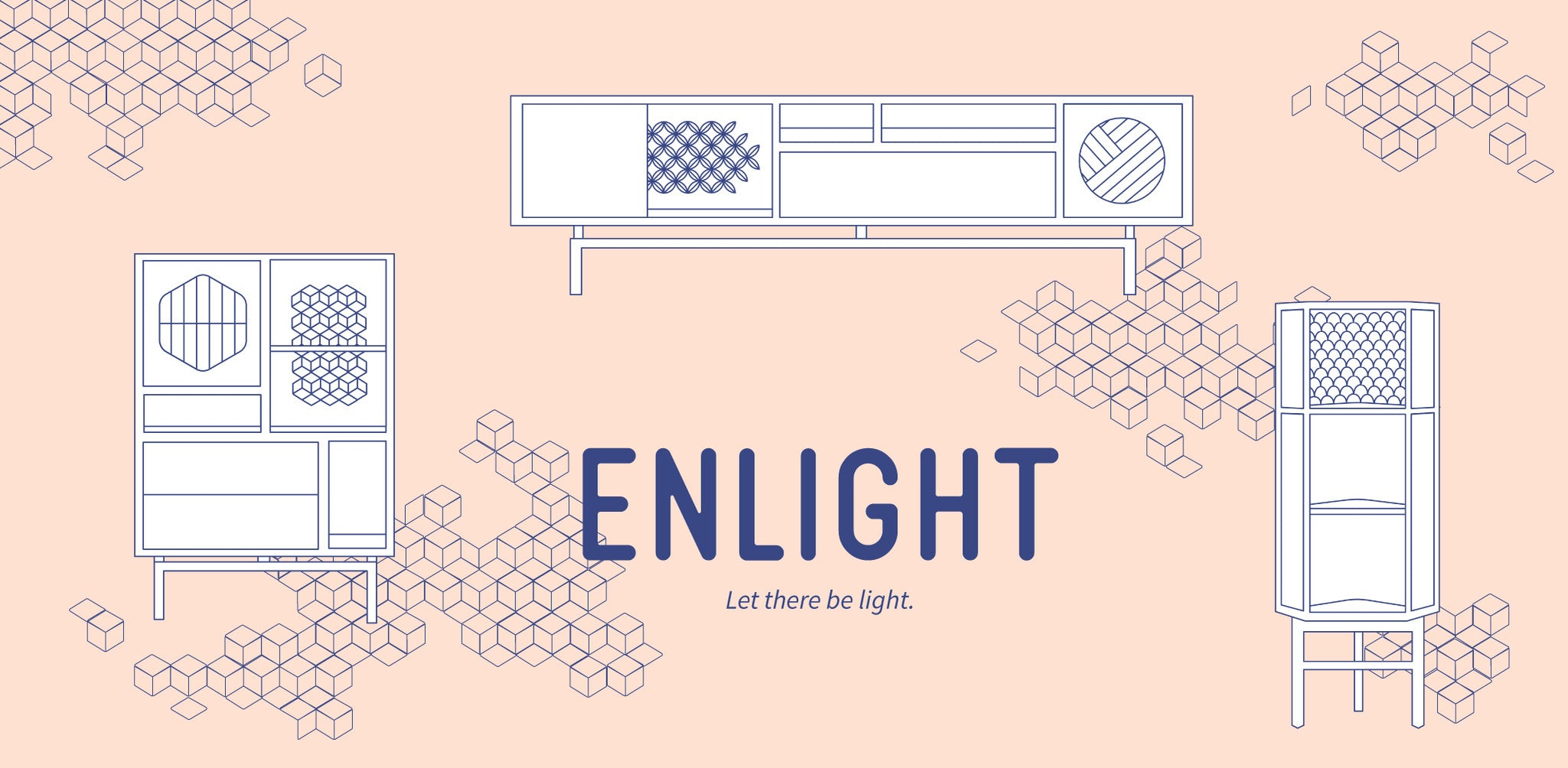Enlight furniture collection by ziinlife