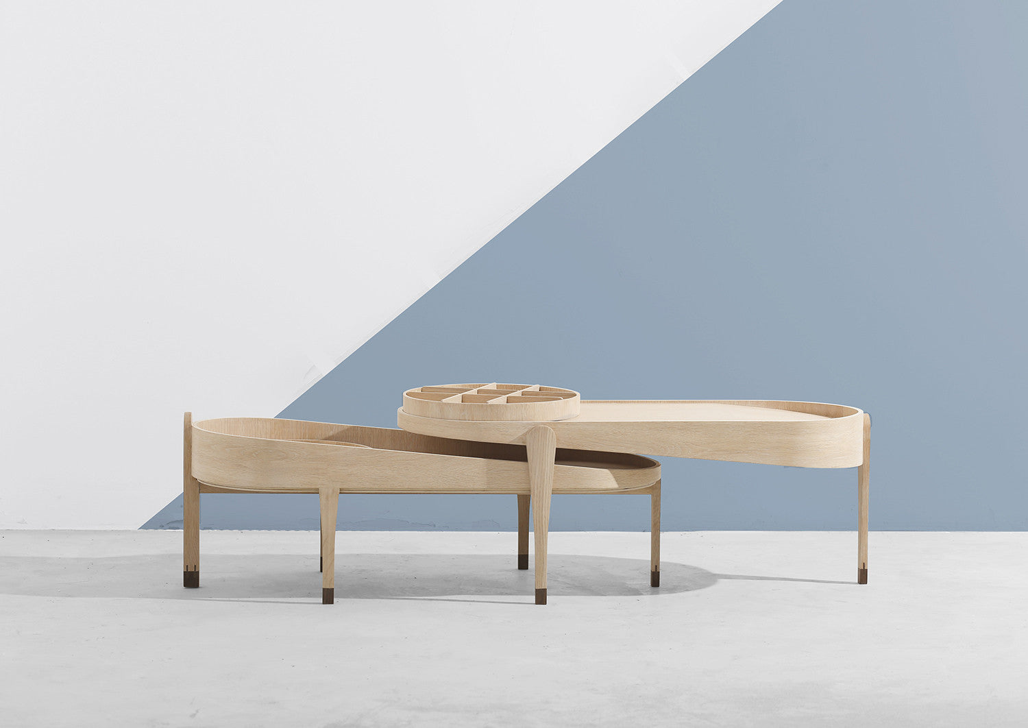 1/2 Coffee Table by ziinlife Modern Furniture