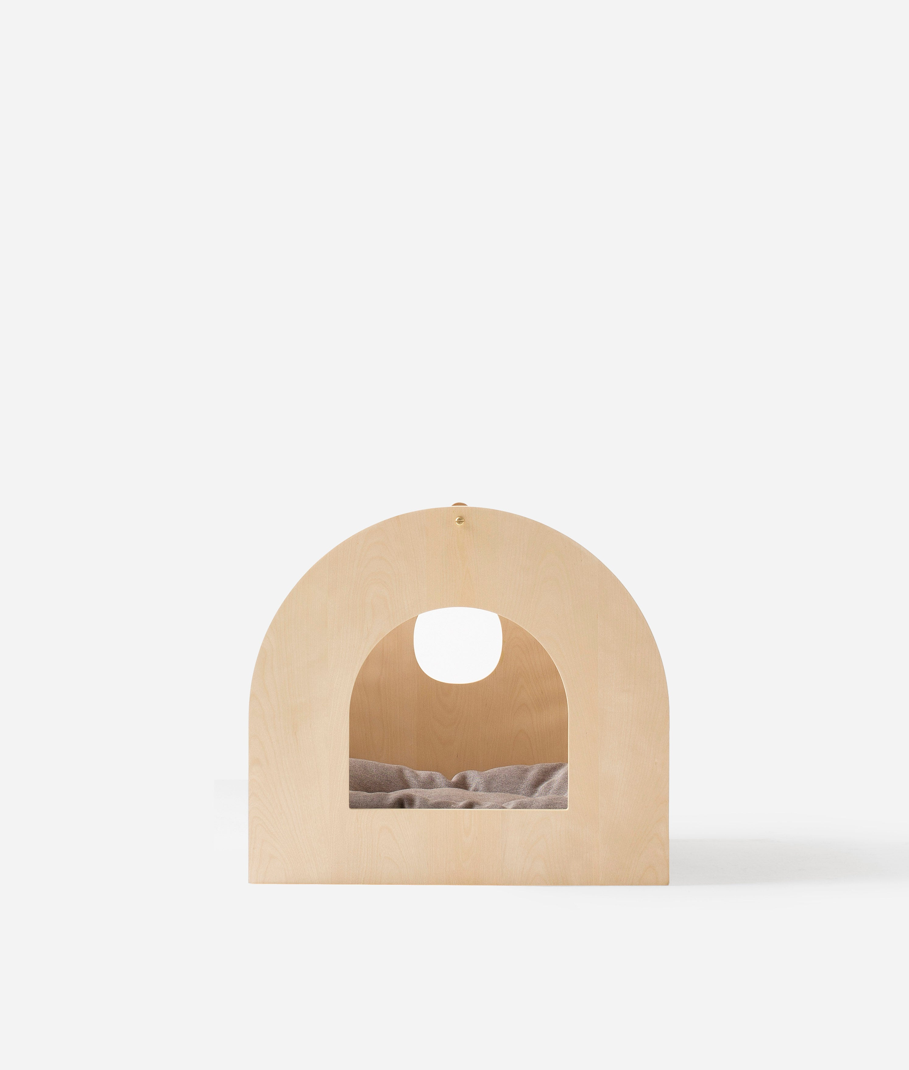 Ziinlife Knit-knit-pet house front