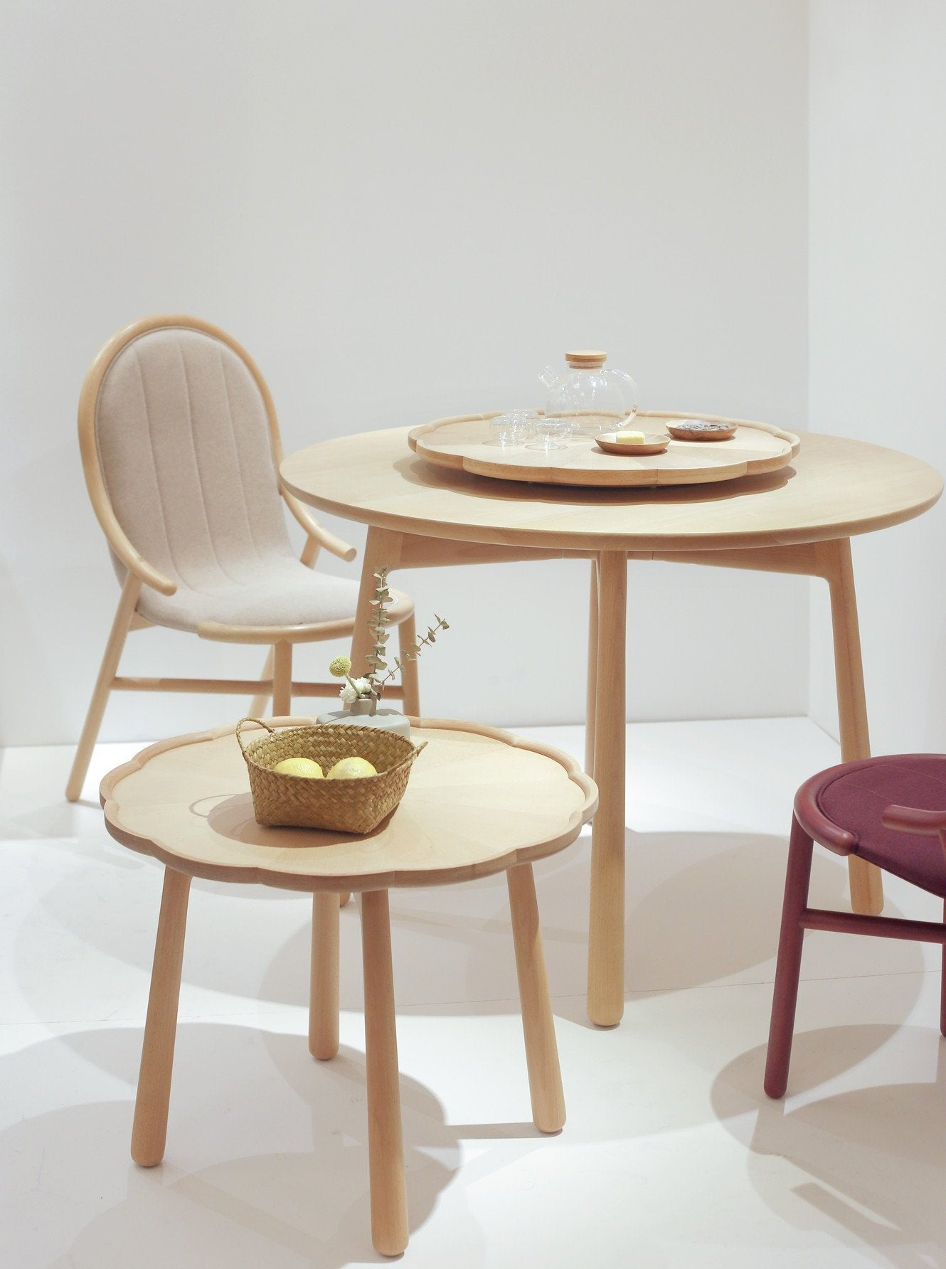 COME-TOGETHER DINING TABLE  Ziinlife