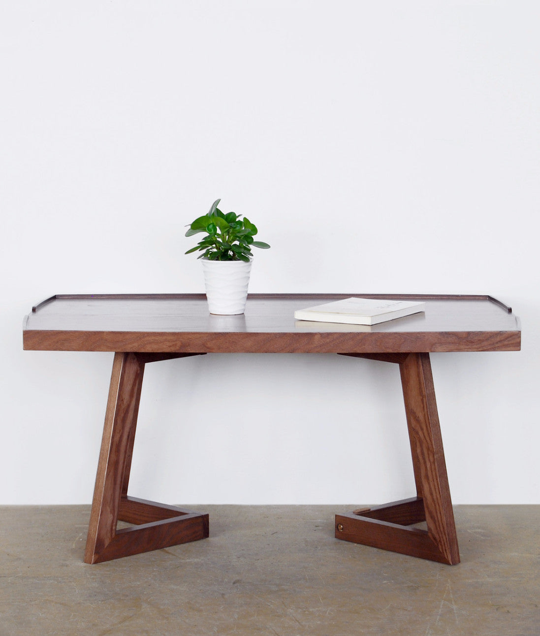 798 TEA TABLE Brown