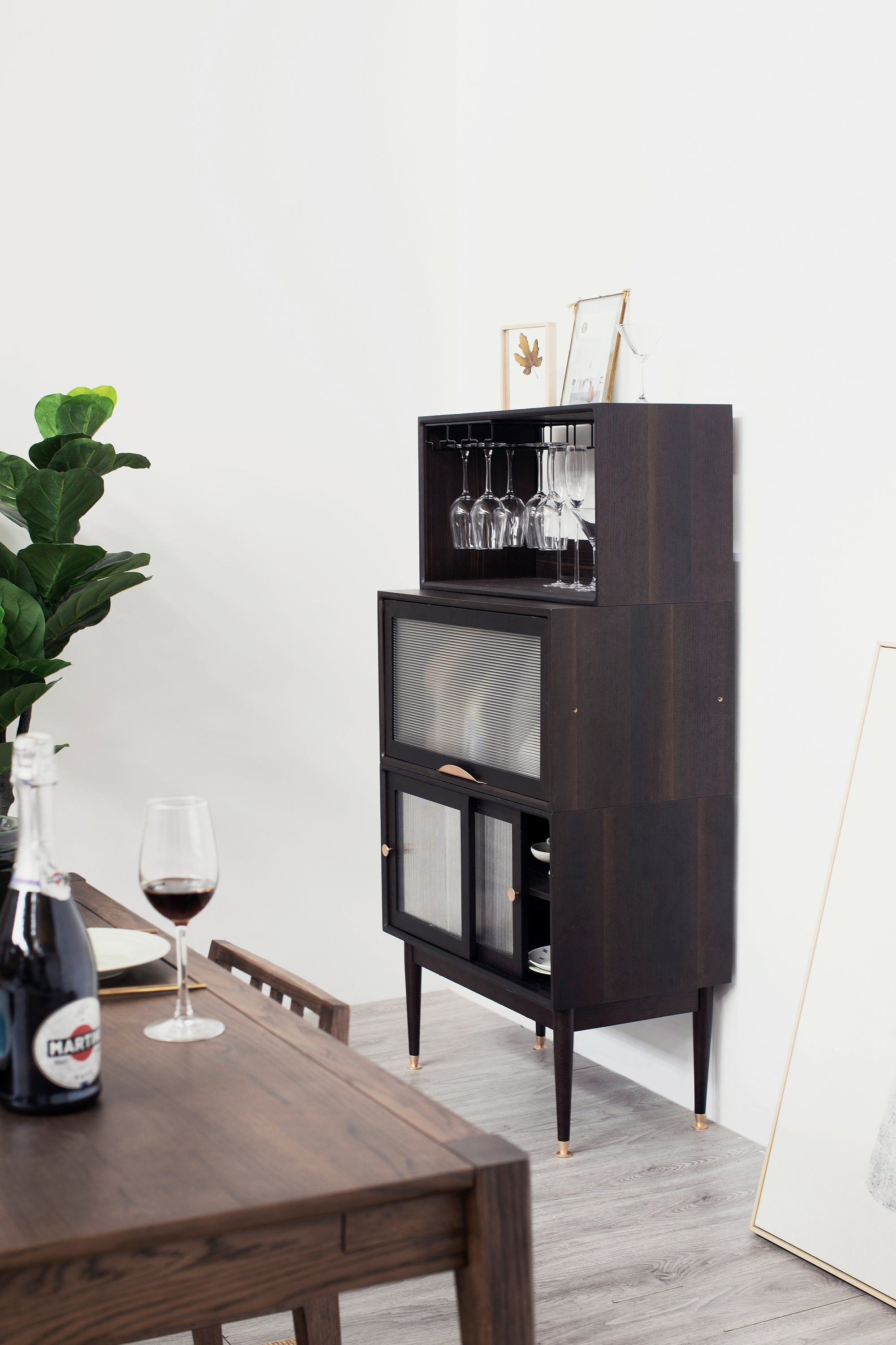 INFINITY CABINETS (WINE CABINET)