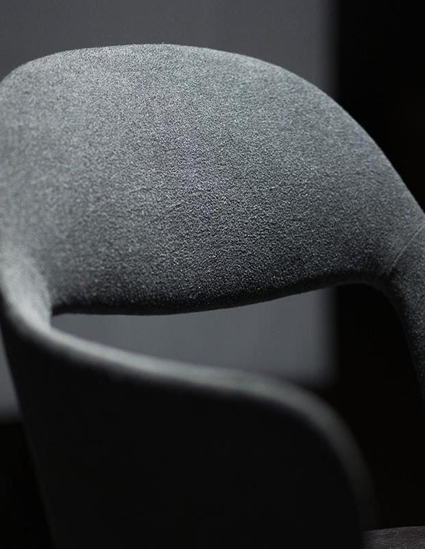SLEEVE CHAIR black