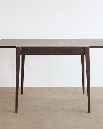 CINDY TABLE Walnut Brown