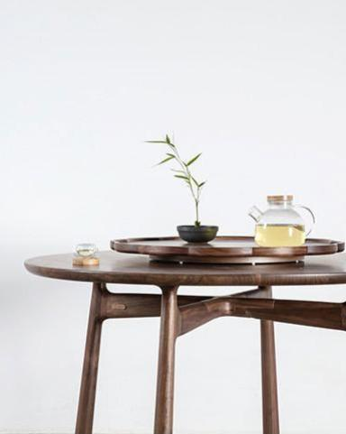 COME-TOGETHER DINING TABLE with teapot Ziinlife