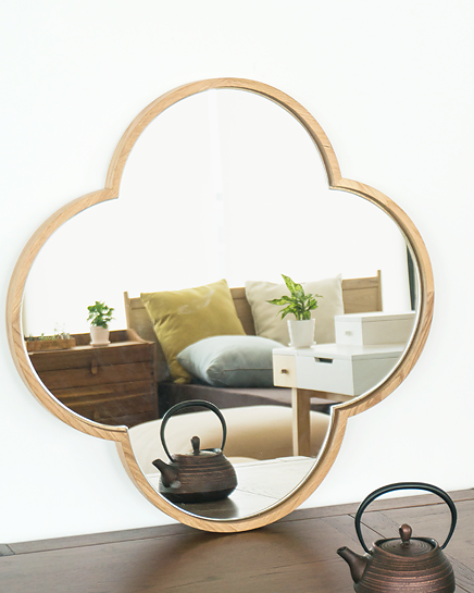 Floral Set (Floral Mirror)Ziinlife