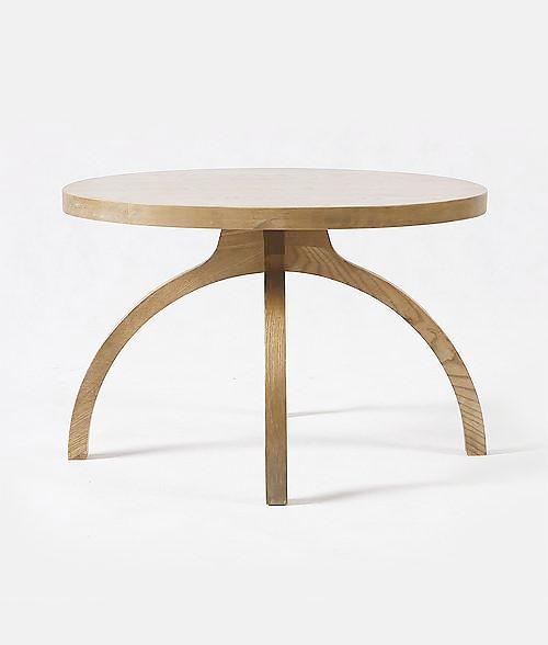 HILL TEA TABLE Oak