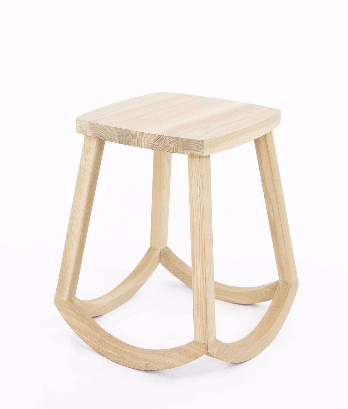 Ziinlife ITRUST STOOL NATURAL OAK