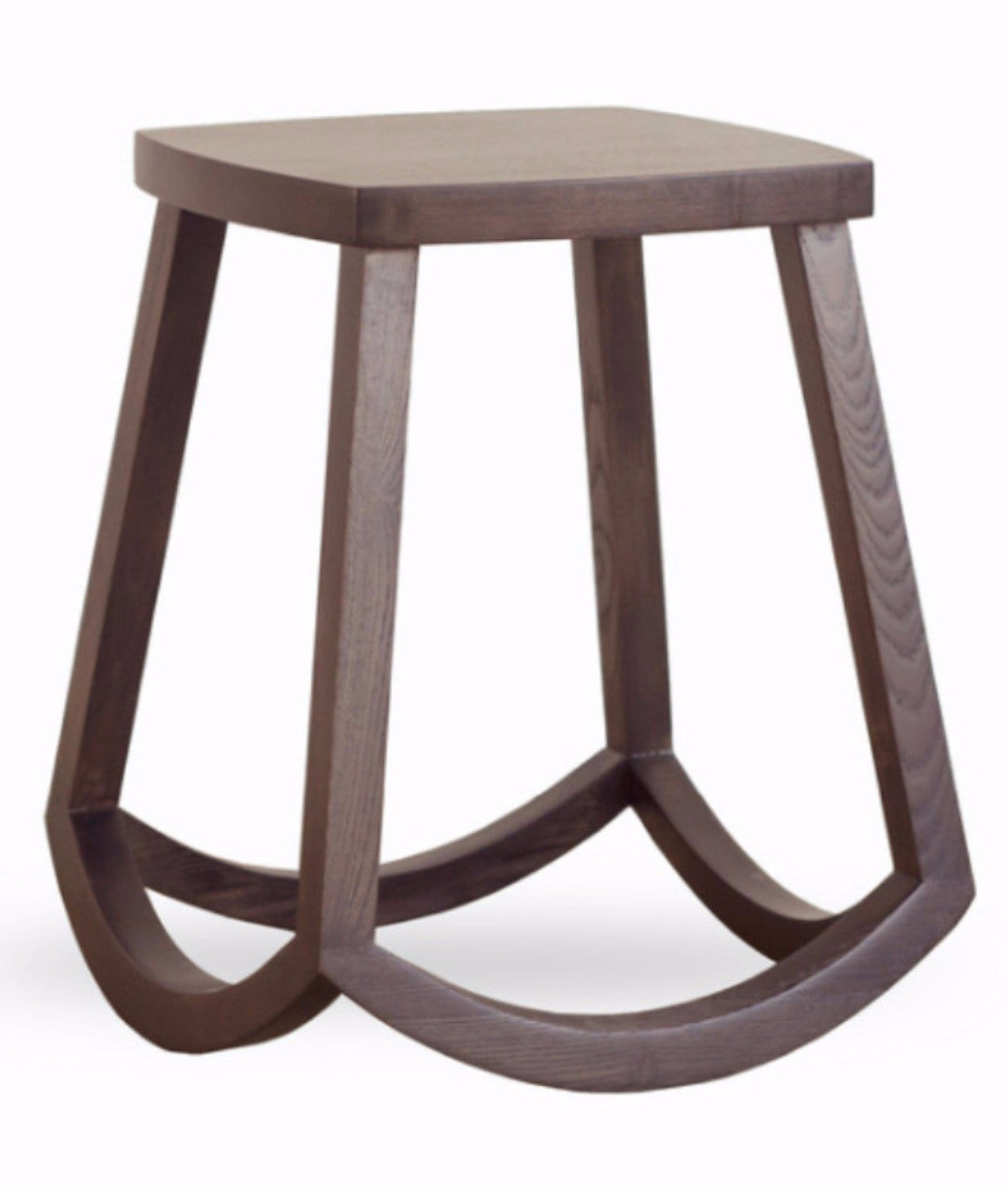 Ziinlife ITRUST STOOL WALNUT BROWN