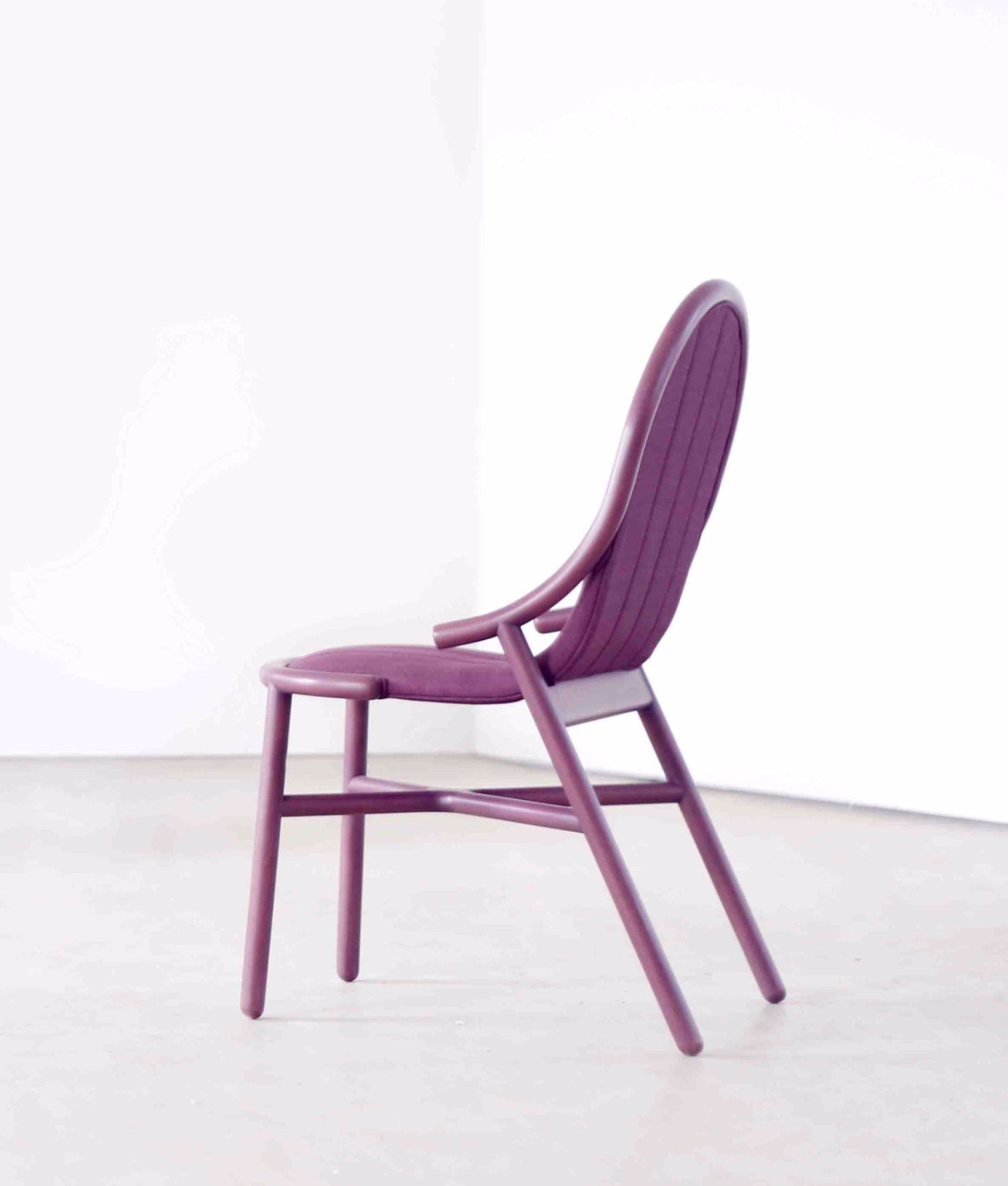 Purple Startup Chair purple